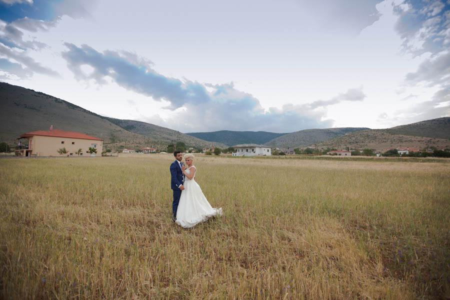 Ο παραδοσιακός ποντιακός γάμος της Λίζας και του Τάσου